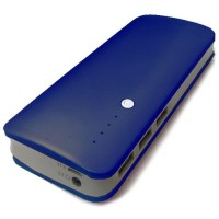 Power Bank PowerNow for Android & iPhone 7200mAh 3xUSB Blue
