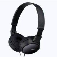 Headphones Sony MDR-ZX110 Stereo Black Powerfull High-Quality Sound